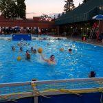 Hillsboro High School Boys Junior Varsity Water Polo beat Forest grove 12-6