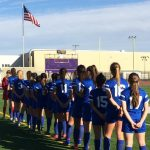 Hillsboro High School Girls Varsity Soccer falls to Sandy High School 1-0