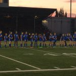 Hillsboro High School Girls Varsity Soccer beat Milwaukie High School 2-1