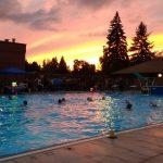 Hillsboro High School Boys Varsity Water Polo beat Tigard High School 13-2