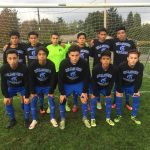 Hillsboro High School Boys Varsity Soccer beat Parkrose High School 3-0