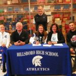 Hillsboro MaKenna Gambee Signs Letter of Intent