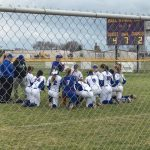 Spartan Softball Travels Over Weekend, Goes 1-1
