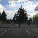 Hillsboro High School Girls Varsity Tennis falls to La Salle Catholic College Prep 6-3