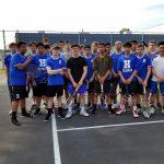 Hillsboro High School Boys Varsity Tennis falls to Sandy High School 8-1