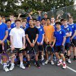 Hillsboro High School Boys Varsity Tennis falls to Parkrose High School 6-3