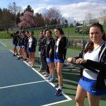 Girls Varsity Tennis falls to Lakeridge 9 – 0