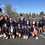 Girls Varsity Tennis falls to Aloha 5 – 3