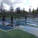 Girls Varsity Tennis Falls to Wilsonville 8-1