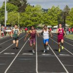 Track Sends 9 to State Meet