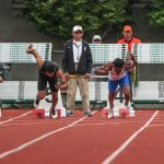 Video: Mitchell Wins State 100 Meter Title