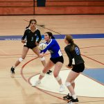 Hillsboro Girls Varsity Volleyball beats Park Rose Broncos in season opener