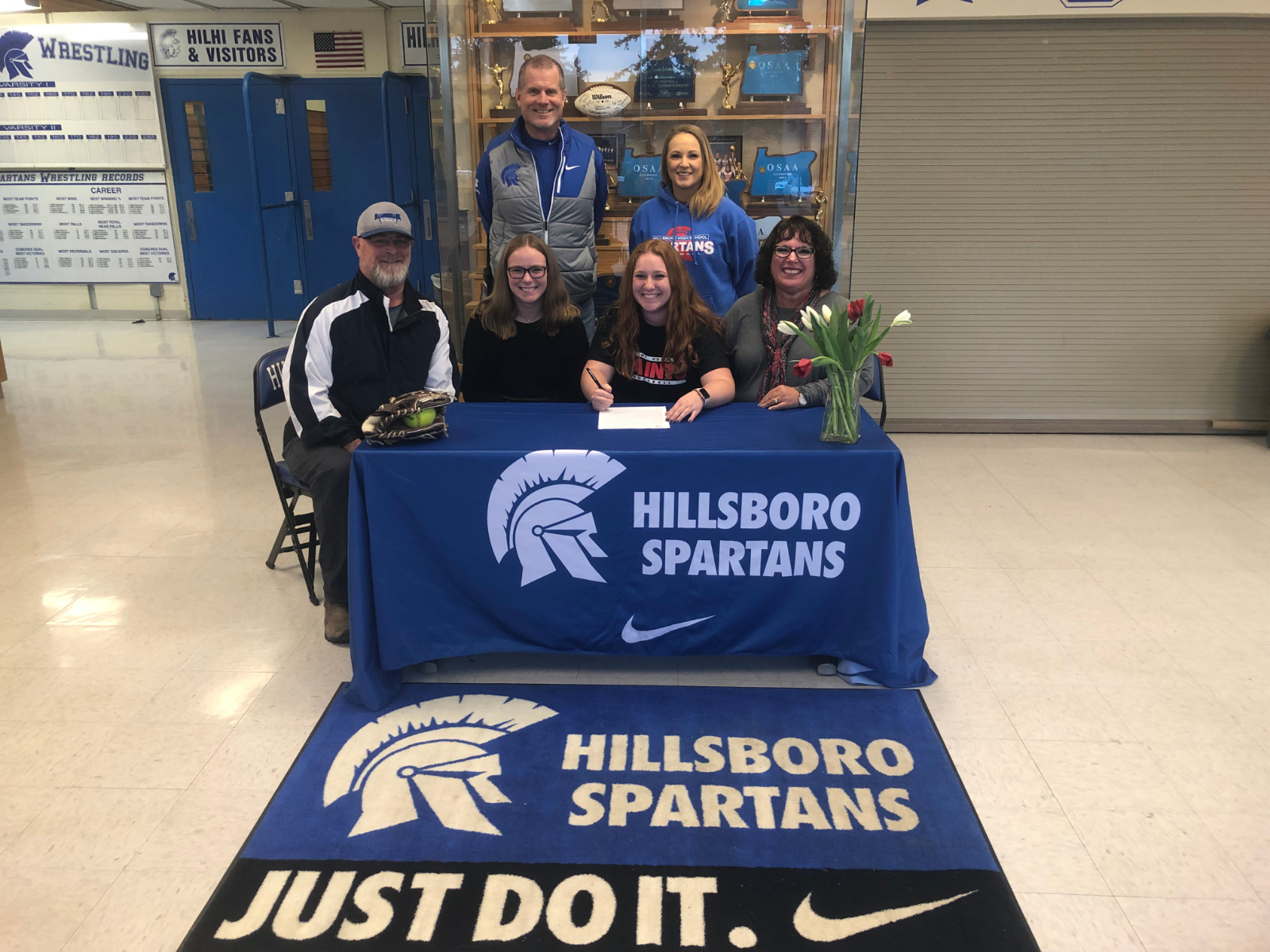 Rainy Dold – Letter of Intent for Mt. Hood Community College