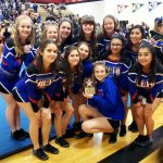 Cheer places 1st at Tualatin HS