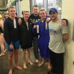 Spartan Swimming Shines at the NWOC District Championship Meet
