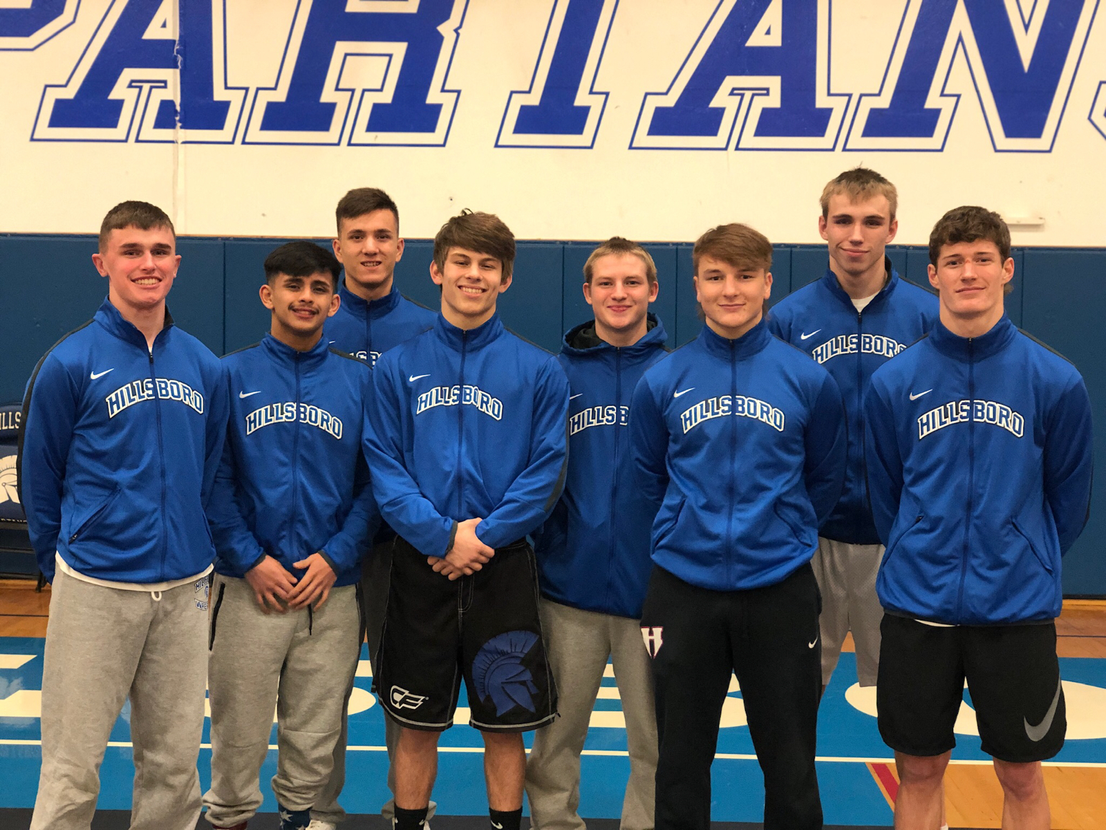 Seniors Shine As Spartans Finish Undefeated