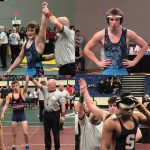 Spartans Season Ends With Four Medals