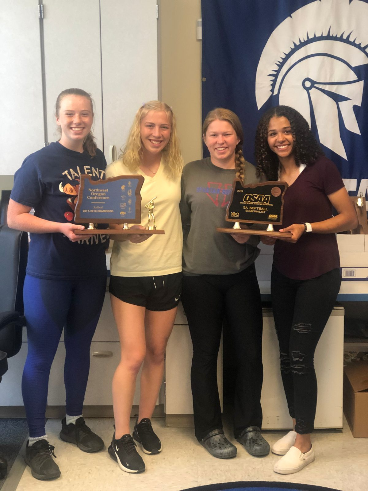 All-State Softball Players