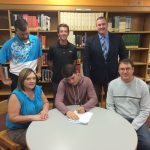 Bennett Signs with St Mary's