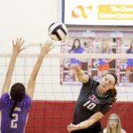Northview High School Girls Varsity Volleyball beat Clay City Jr/sr. High School 3-1