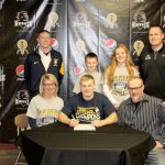 Ben Girton signs with Marian University