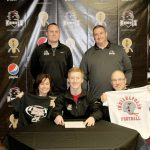 Liam Jones signs with University of Indianapolis