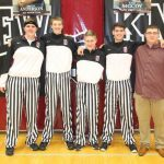 Knights finish regular basketball season