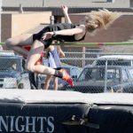Northview High School Girls Varsity Track finishes 2nd place
