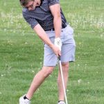 Northview High School Boys Varsity Golf beat Greencastle High School 155-160