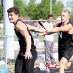 Northview High School Boys Varsity Track finishes 3rd place
