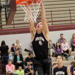 Northview High School Boys Varsity Basketball beat Vincennes Lincoln High School 56-46