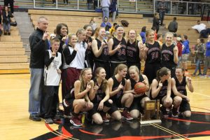 Girls Basketball Sectional Championship