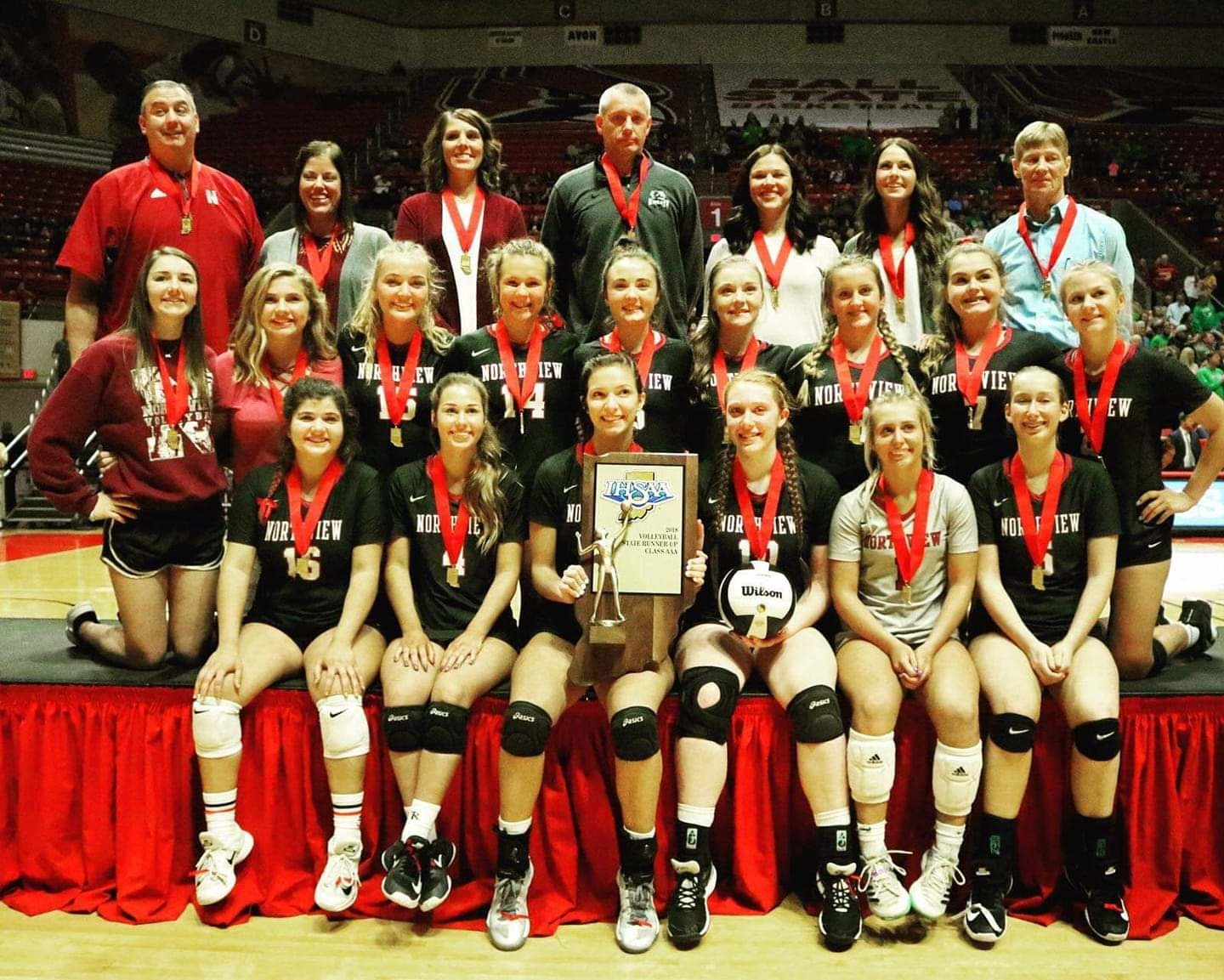 State Runners-Up