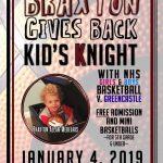 Braxton Gives Back