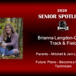 Spring Sports Senior Spotlight