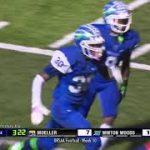 Winton Woods vs Moeller Scoring Highlights -Waycross TV