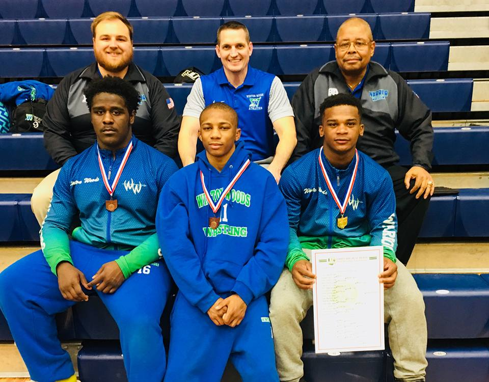 WW Wrestlers Compete at State Tournament