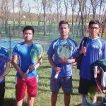 Boys Varsity Tennis beats Norwood 3 – 2