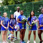 Girls Tennis Senior Night, Tuesday, October 2, 2018