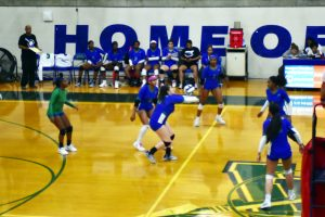 Volleyball Senior Night vs Summit – photos by Volunteer Elise and Don Speeg