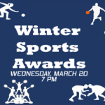 Winter Sports Awards – Wednesday, March 20