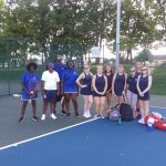 Girls Varsity Tennis beats Norwood 3-0