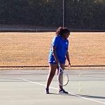 Girls Varsity Tennis beats Mount Healthy