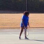 Girls Varsity Tennis beats Mount Healthy