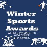 Winter Sports Awards – Wednesday, March 18, 2020
