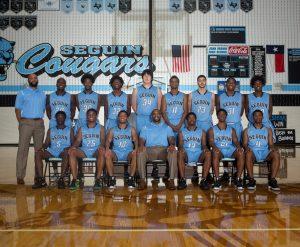 2016-17 Varsity Basketball Roster