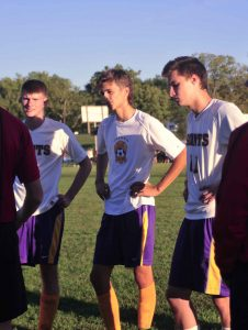 Boys Soccer – Sectional Champs!
