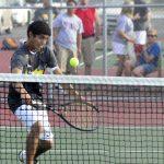 Tennis goes 1-1 at Penn Invitational