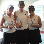 Girls Golf Dominates at Elwood