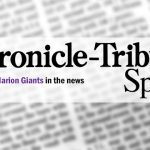 Marion Giants news in the Chronicle-Tribune